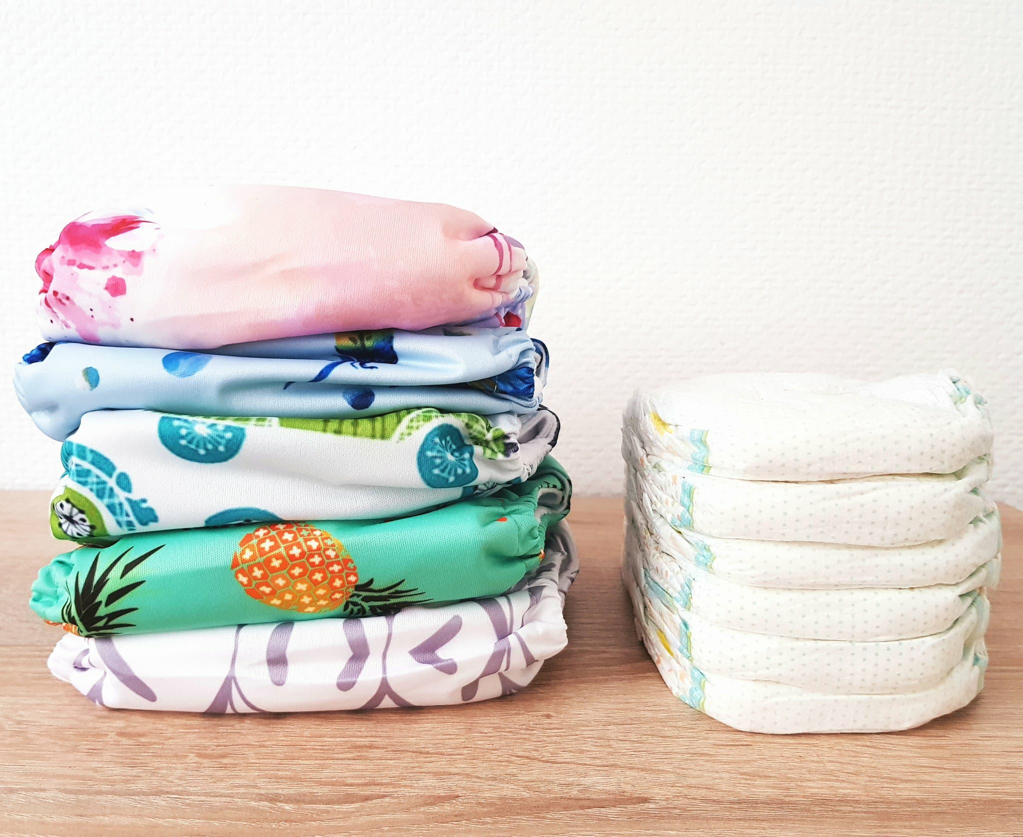 Pourquoi choisir les couches lavables