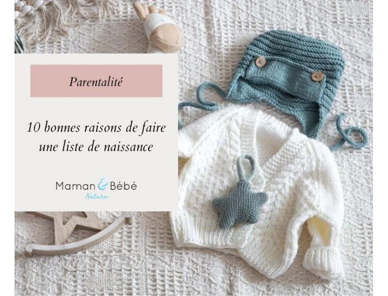 10 bonnes raisons de faire une liste de naissance