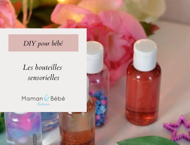 Les bouteilles sensorielles