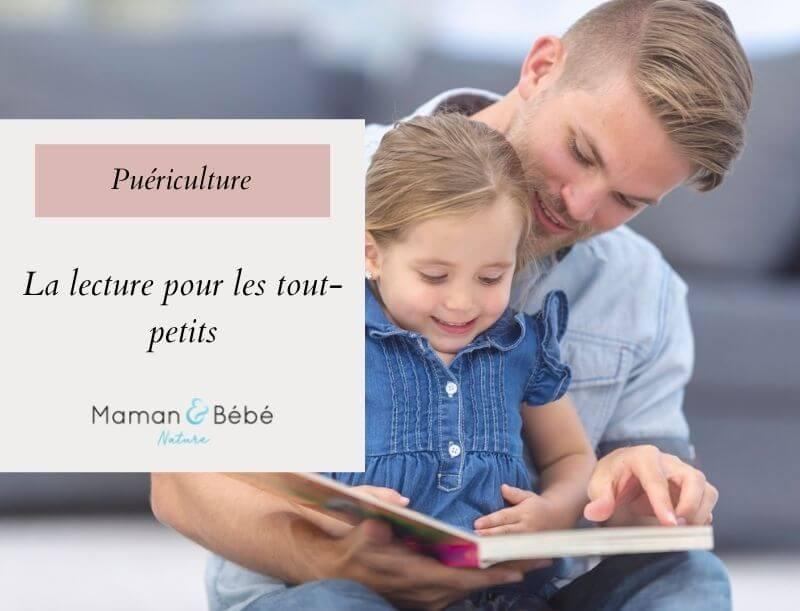 La lecture pour les tout-petits