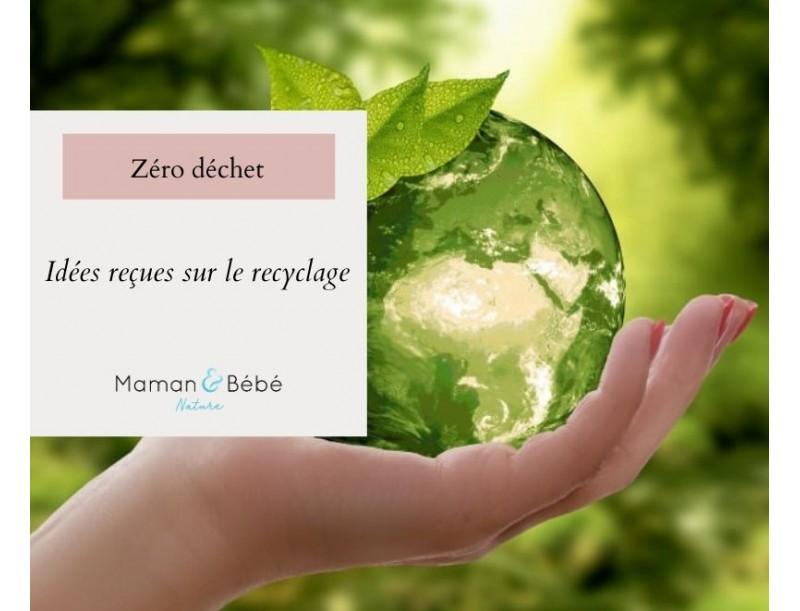 Idées reçues sur le recyclage